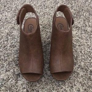 NEW Candie's Wedge Heels